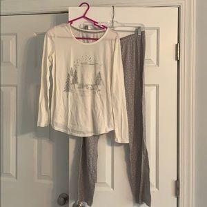 💤 Gilligan & O'Malley Pajama Set Size M 💤